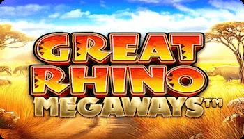 GREAT RHINO MEGAWAYS™ รีวิว