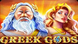 GREEK GODS SLOT รีวิว
