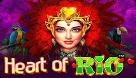 HEART OF RIO SLOT รีวิว