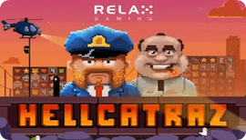 HELLCATRAZ SLOT รีวิว