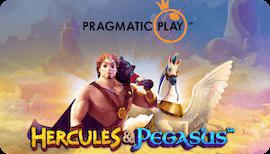 HERCULES AND PEGASUS SLOT รีวิว