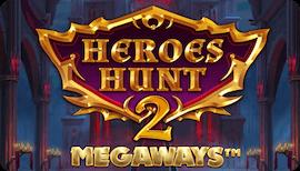 HEROES HUNT 2 MEGAWAYS SLOT รีวิว