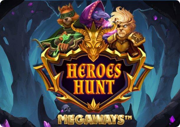 Heroes Hunt Megaways™