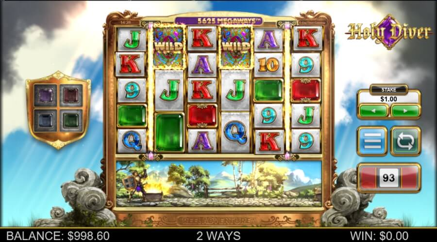 CHESTS OF FORTUNE โบนัส