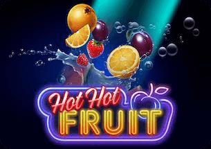 Hot Hot Fruit Slot