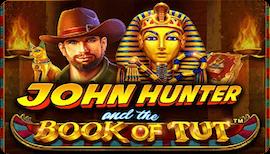 JOHN HUNTER AND THE BOOK OF TUT SLOT รีวิว