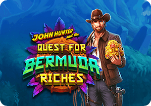 John Hunter and the Quest for Bermuda Riches Slot