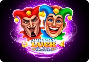 Jokers Luck Deluxe Slot