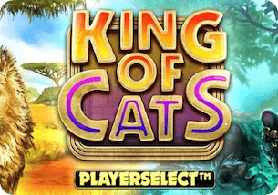King of Cats Megaways slot