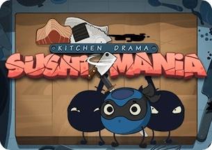 Kitchen Drama Sushi Mania Slot
