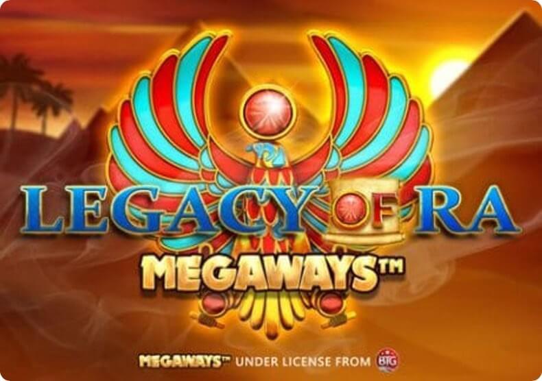 Legacy of Ra Megaways Bonus Buy