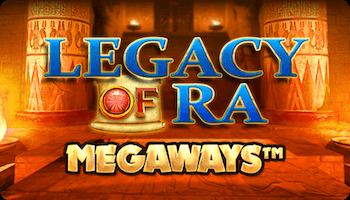 LEGACY OF RA MEGAWAYS™ รีวิว