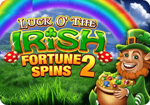 Luck O' The Irish Fortune Spins 2 Slot