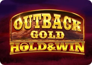 Outback Gold Hold and Win Slot