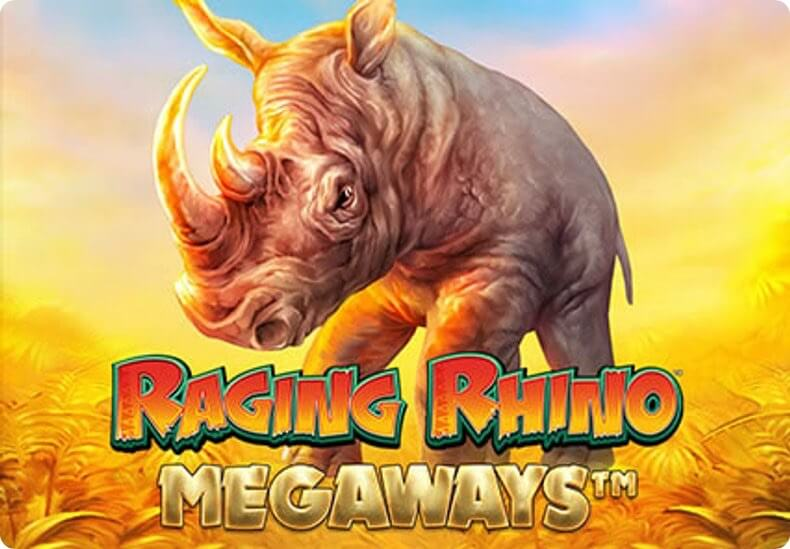Raging Rhino Megaways™