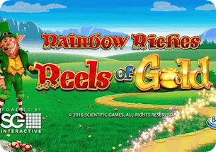 Rainbow Riches Reels of Gold Slot Thailand