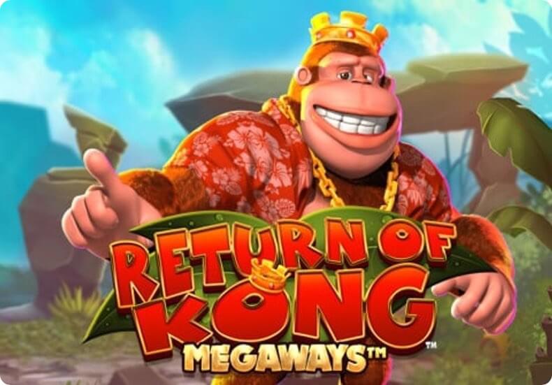 Return of Kong Megaways Bonus Buy