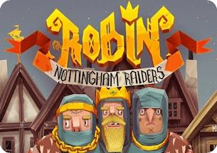 Robin Nottingham Raiders Slot
