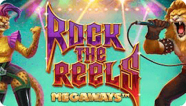 ROCK THE REELS MEGAWAYS รีวิว