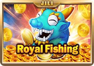 Royal Fishing Shooting Game