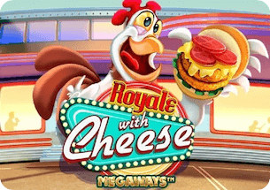 Royale with Cheese Megaways Slot