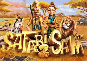 Safari Sam 2 Slot