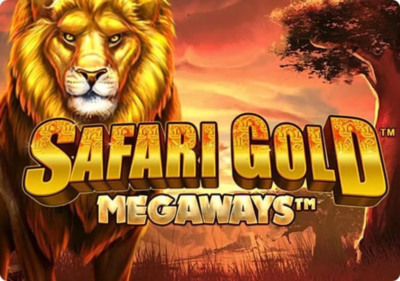 Safari Gold Megaways Bonus Buy