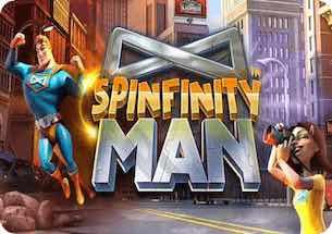 Spinfinity Man Slot Thailand