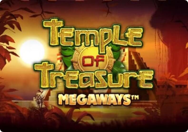 Temple of Treasure Megaways Bonus Buy