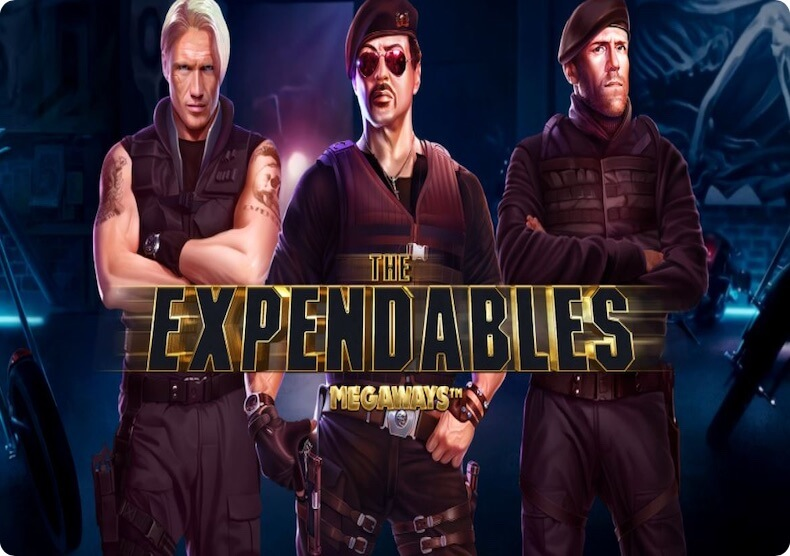 The Expendables Megaways™