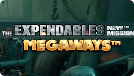 THE EXPENDABLES NEW MISSION MEGAWAYS SLOT รีวิว