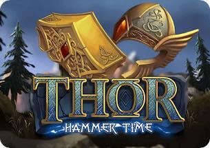 Thor Hammer Time Slot
