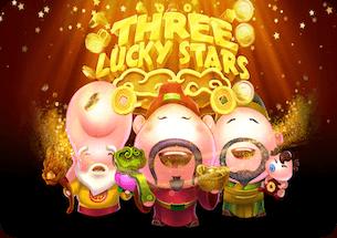 Three Lucky Stars Slot