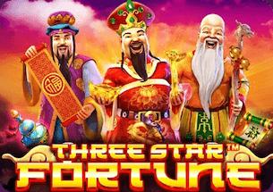 Three Star Fortune Slot