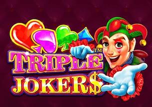Triple Jokers Slot