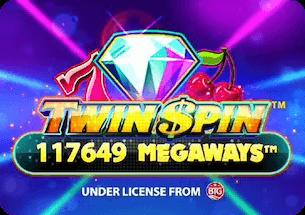 Twin Spin Megaways™ Slot Thailand