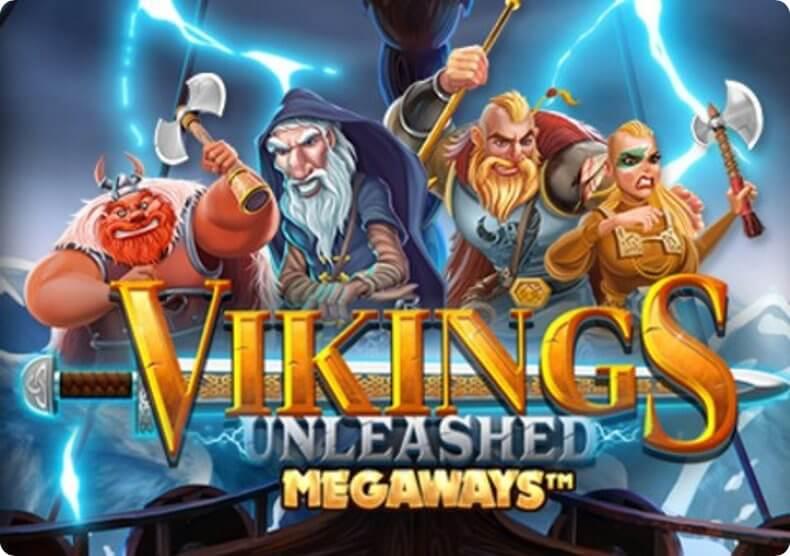 Vikings Unleashed Megaways™ Thailand
