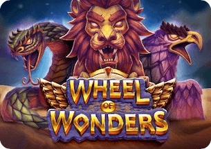 Wheel of Wonders Slot