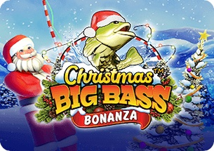 Christmas Big Bass Bonanza Slot