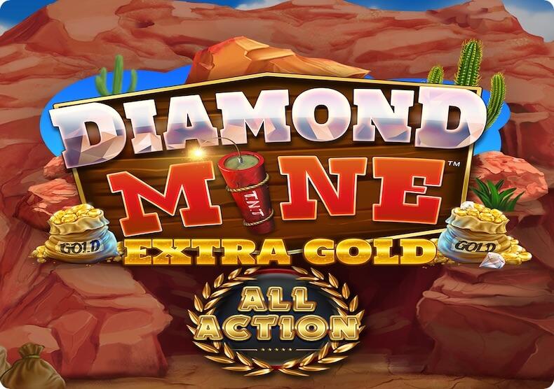 Diamond Mine All Action Megaways™ Thailand
