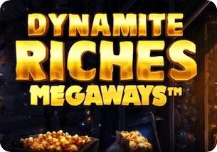 Dynamite Riches Megaways Slot