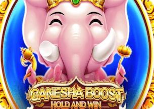 Ganesha Boost Hold and Win Slot