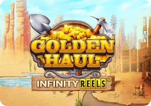 Golden Haul Infinity Reels Slot