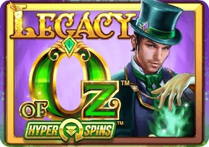 Legacy of Oz Hyperspins Slot