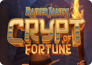Raider Janes Crypt of Fortune Slot