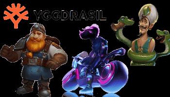 Yggdrasil Gaming Slots